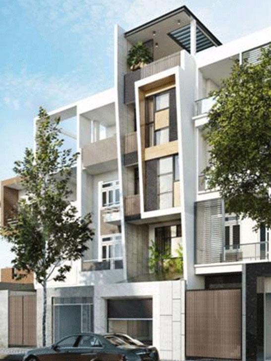 Mẫu nhà phố 4 tầng đang được ưa chuộng – Liệu bạn đã biết?