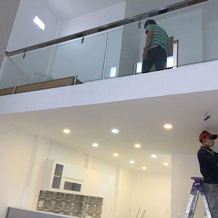 Sửa chung cư Quận Bình Thạnh