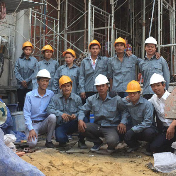 Báo giá sửa chữa nhà uy tín tại TPHCM
