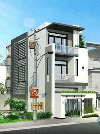 Tiêu chí và mức giá thiết kế xây dựng nhà phố