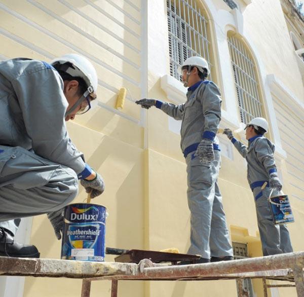 THI-CÔNG-SƠN-NƯỚC Những điều cần lưu ý khi sửa nhà trọn gói