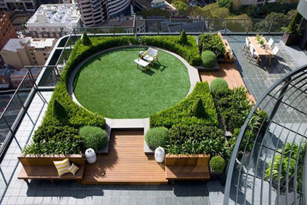 mẫu-nhà-thái Thiết kế biệt thự vườn