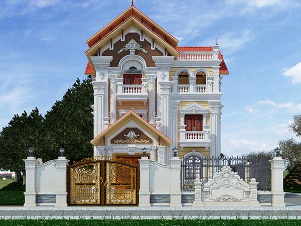 mẫu-biệt-thự-đẹp-2 mẫu kiến trúc pháp