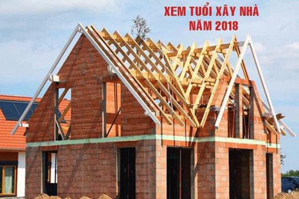 Xem tuổi xây nhà!