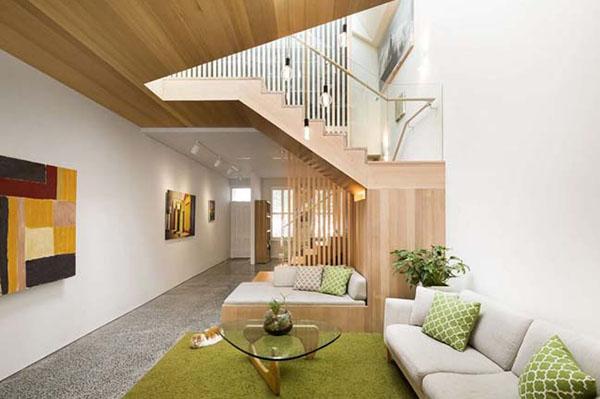 1 Những mẫu thiết kế nội thất thật sang trọng