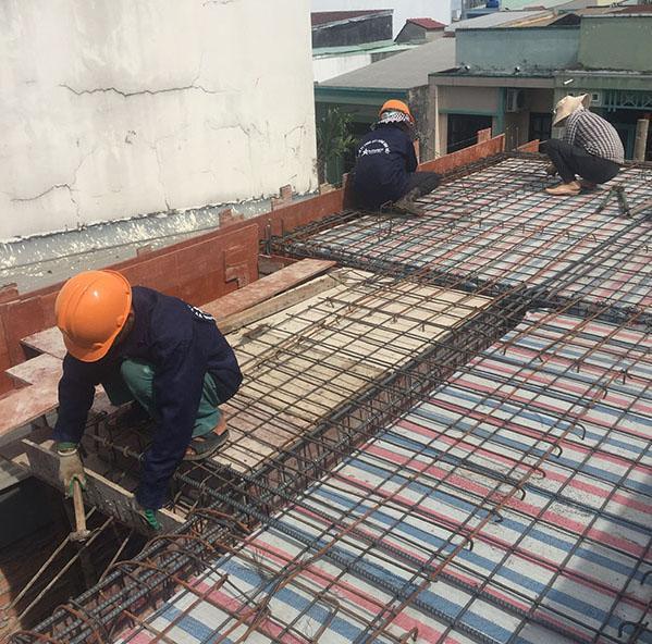 đơn giá nhân công xây nhà