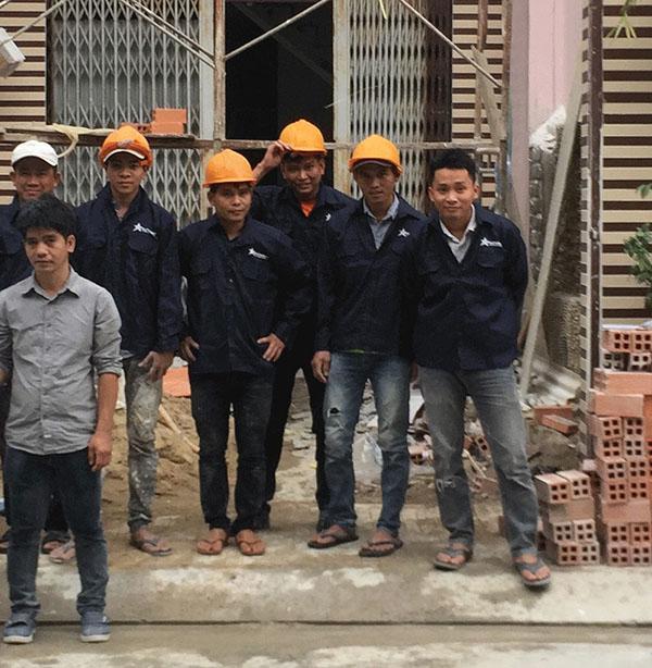 Giới thiệu dịch vụ xây nhà trọn gói uy tín