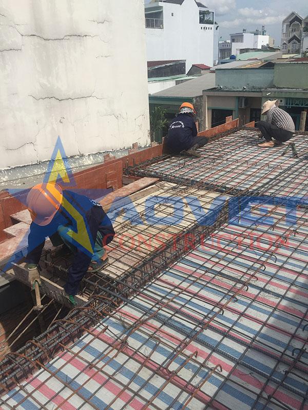 Quy trình thi công bảo trì của dịch vụ sửa chữa nhà tphcm