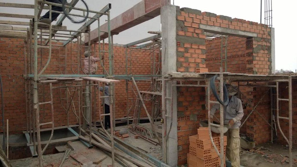 Công ty xây nhà phần thô