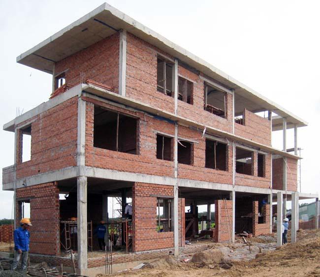 công ty xây nhà phần thô uy tín 1