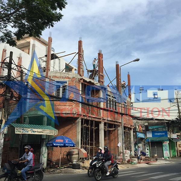 Công ty xây nhà trọn gói uy tín nhất tại thành phố Hồ Chí Minh