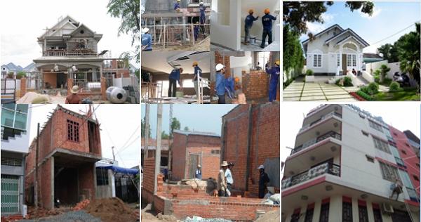 Xây nhà hoàn thiện trọn gói tại Hà Nội uy tín, giá rẻ