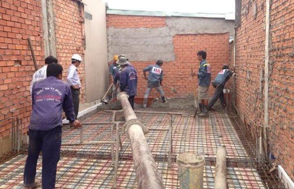 Sự quan trọng của việc xây nhà phần thô