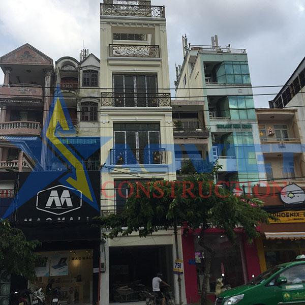 Dịch vụ xây nhà trọn gói giá rẻ, chất lượng uy tín hàng đầu thị trường Việt