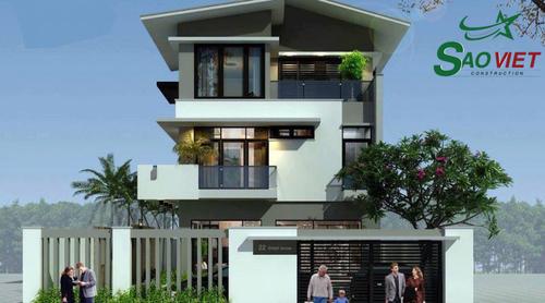 giá xây nhà trọn gói 4