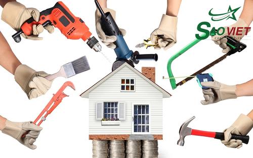 Công Ty sửa chữa nhà tốt nhất tại TP.HCM niềm tin của mọi gia đình
