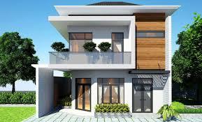 xây nhà 2 tầng giá rẻ