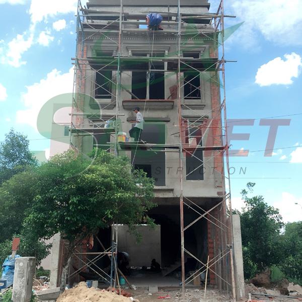 Giới thiệu một và xu hướng xây nhà kiểu mới hiện nay