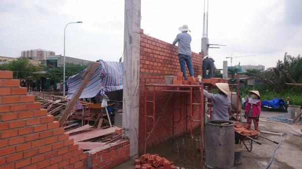 Đơn vị xây nhà phần thô uy tín nhất hiện nay