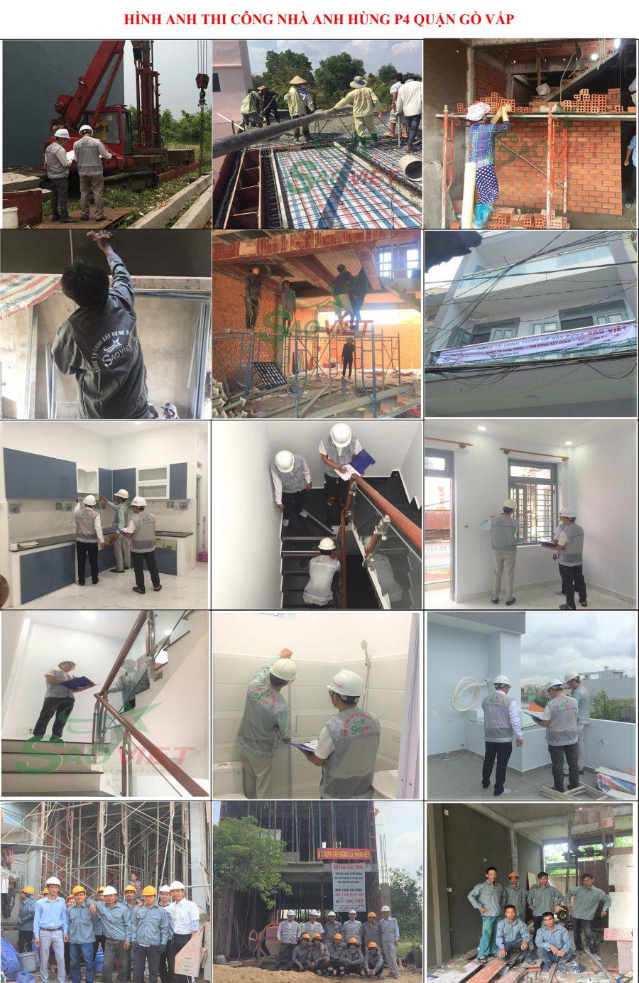 1 Báo giá xây nhà trọn gói chuyên nghiệp tại TPHCM