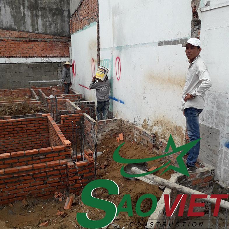 g Công trình xây nhà Quận 9.