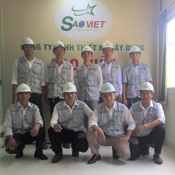 công-ty-sao-việt Xây nhà trọn gói Chị Sinh Quận Bình Tân
