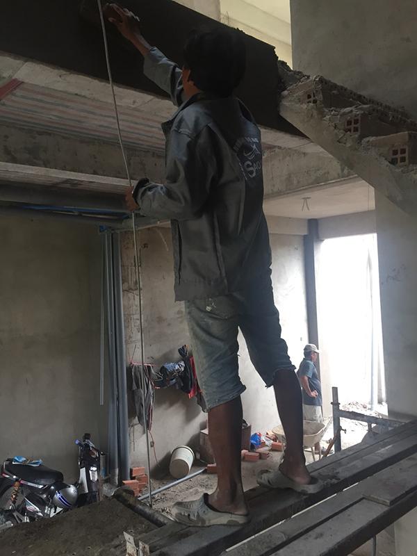 13-2 Dự toán kinh phí xây nhà