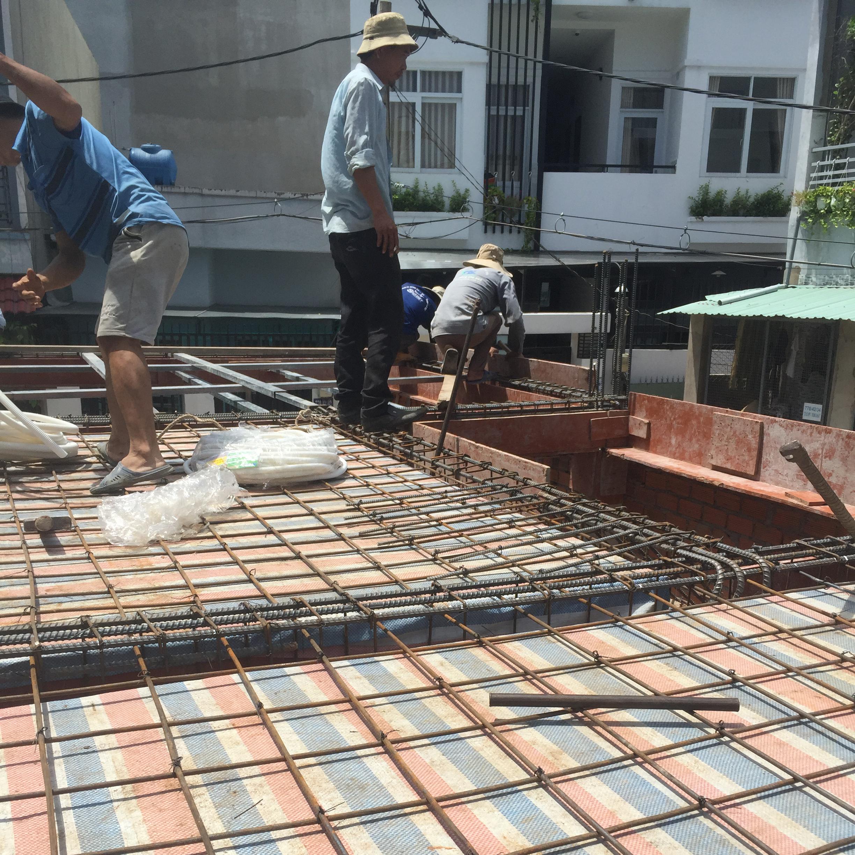 báo-giá-xây-nhà-trọn-gói Thi công xây nhà trọn gói nhà chú Mạnh Quận Tân Bình