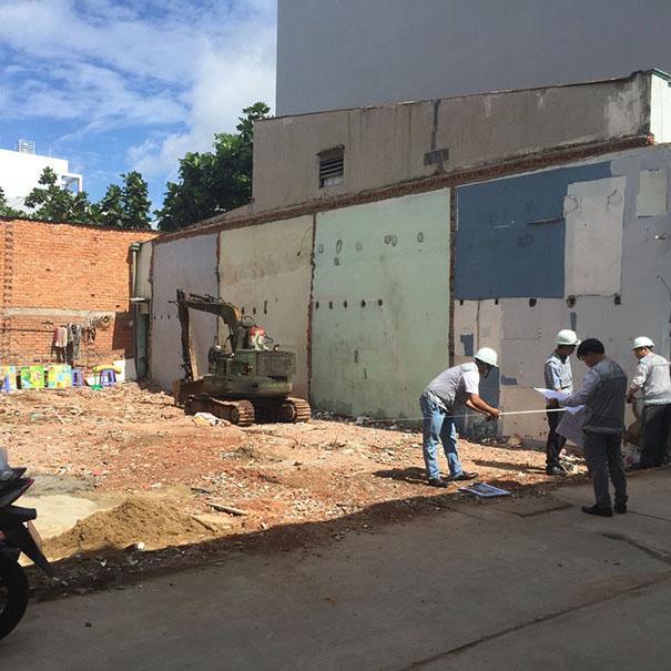 Báo giá xây nhà trọn gói theo m2 tại TP Hồ Chí Minh.