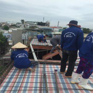 Dịch vụ xây nhà trọn gói quận Tân Bình
