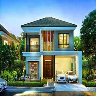 Dự toán chi phí xây nhà 2 tầng