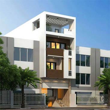 Dự toán chi phí xây nhà 4 tầng
