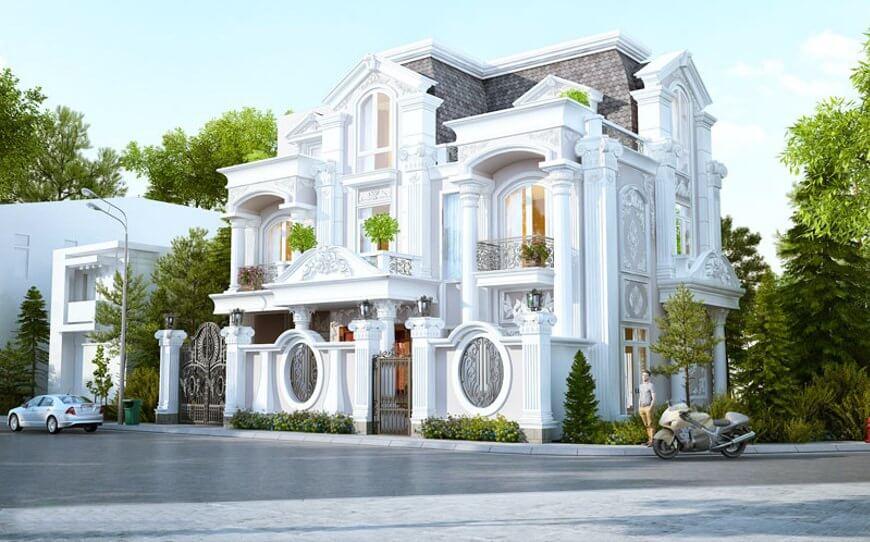 cổ-điển Luật xây dựng nhà phố