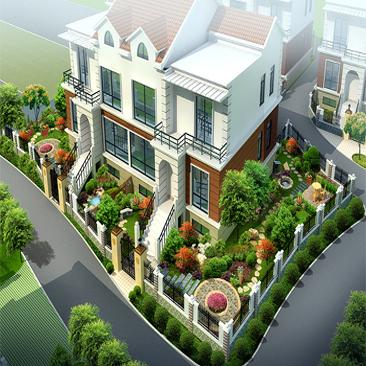 Tiêu chuẩn xây dựng nhà phố