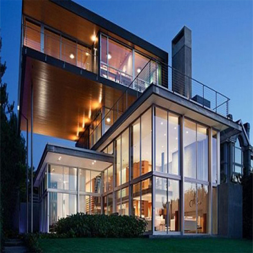 Chi phí xây nhà khung thép