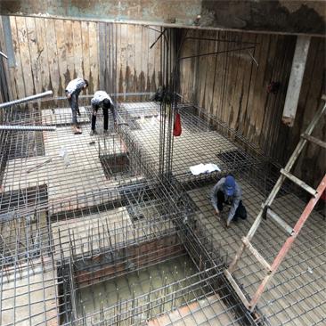 Biện pháp thi công tầng hầm