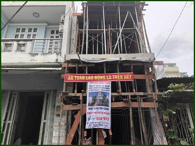 Đơn giá xây nhà trọn gói 2021 tại Bình Dương