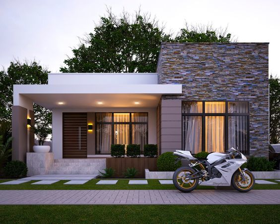 nha-vuon Xây dựng nhà vườn đẹp