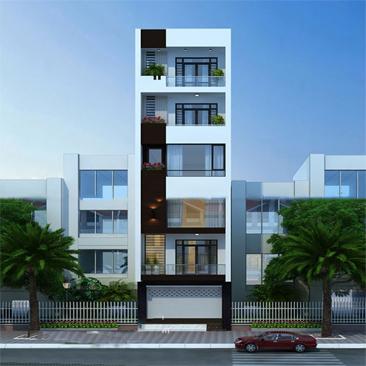 Xây dựng nhà ở cao tầng