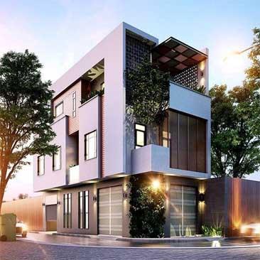 Cách tính giá xây dựng nhà phố