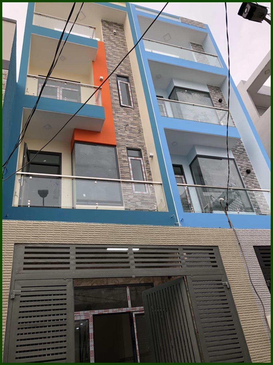 Xây nhà trọn gói Chị Sinh Quận Bình Tân
