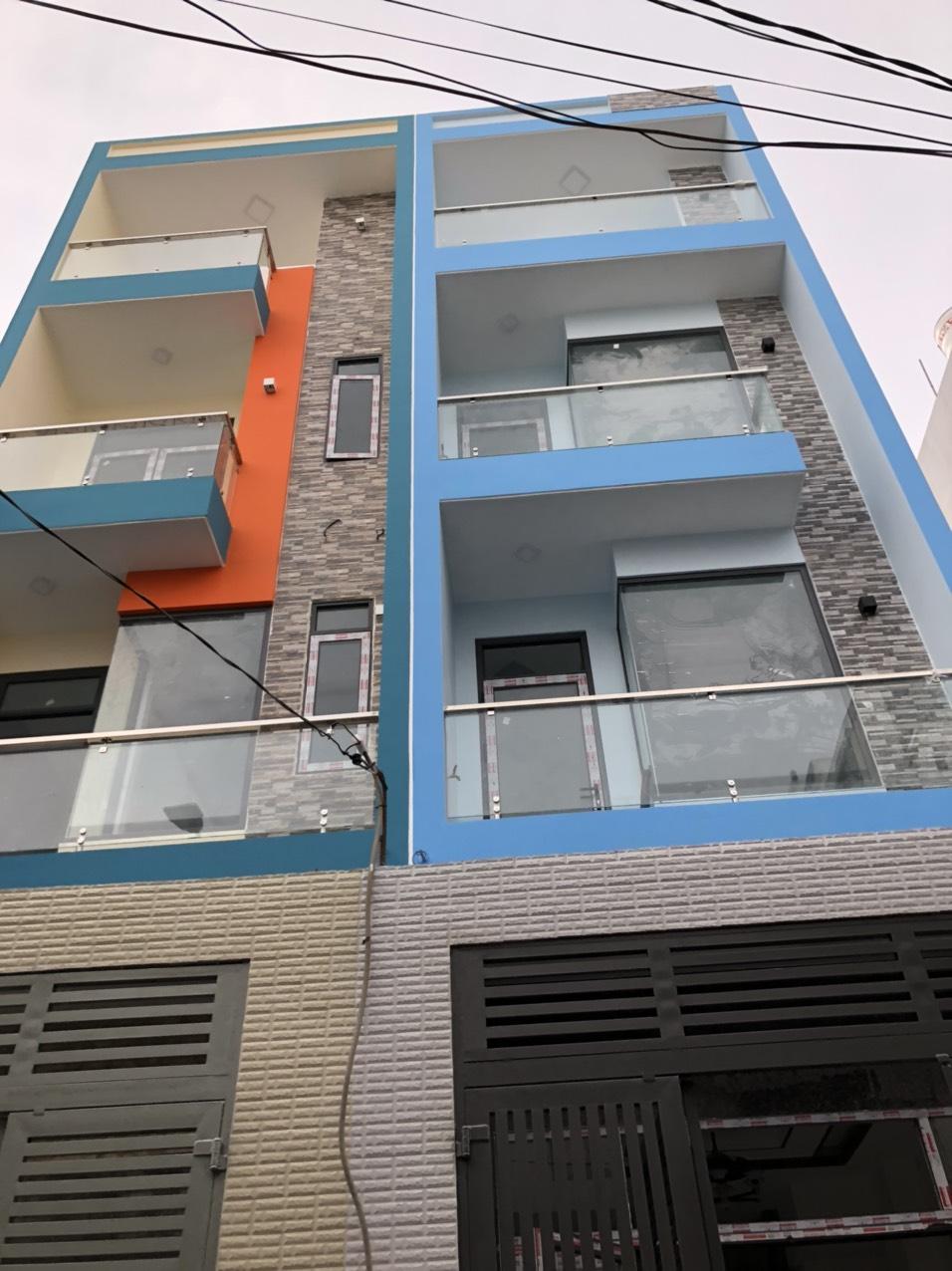 Xây nhà trọn gói Anh Trường Quận Bình Tân