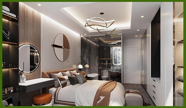 phong-bep Mẫu thiết kế nội thất phòng ngủ đẹp sang trọng