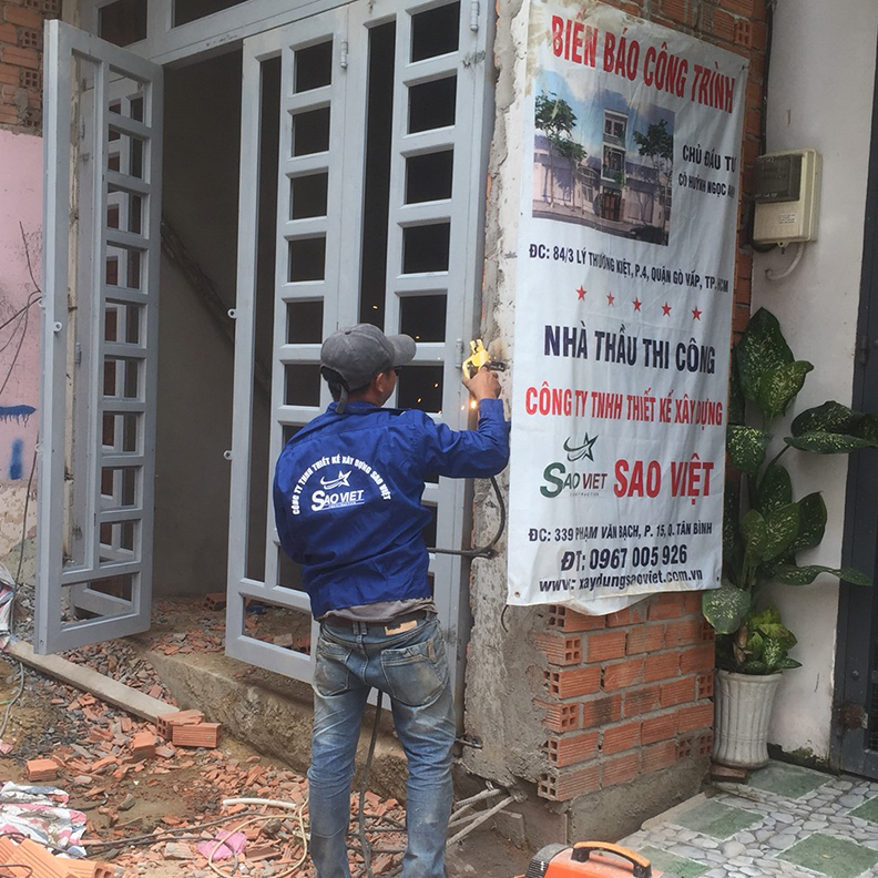 giá chữa nhà trọn gói quận Phú Nhuận