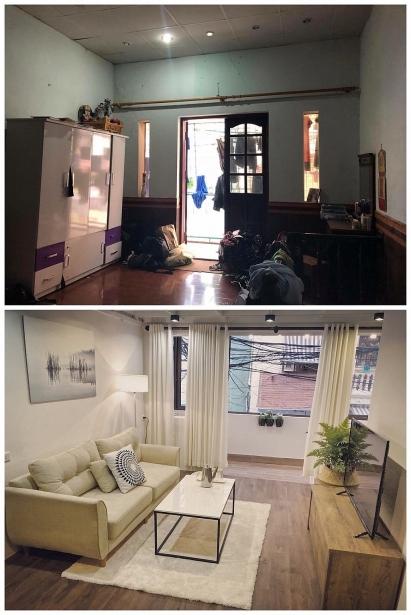 Nhận sửa nhà diện tích nhỏ quận Tân Bình với mức giá ưu đãi
